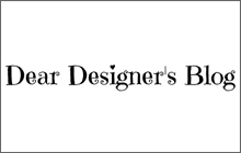 Dear Designer's Blog