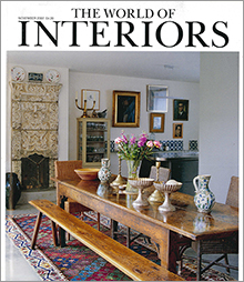 World of Interiors November 2007