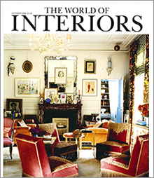 World of Interiors October 2009