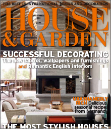 House and Garden October 2011
