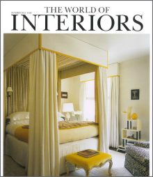 World of Interiors October 2013