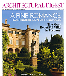 Architectural Digest May 2014