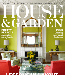 House and Garden March 2015