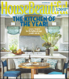 House Beautiful October 2016